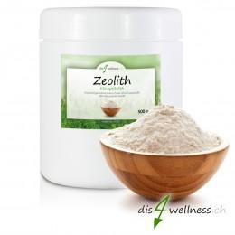 Zeolith Mineralpulver - Klinoptilolith, 500g