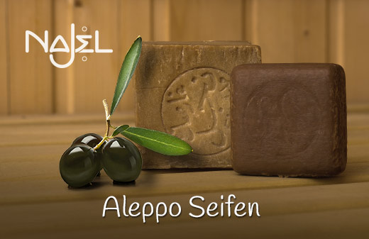 Aleppo-Seife